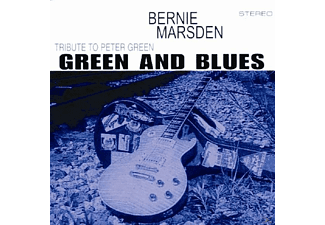Bernie Marsden - Green And Blues - (CD)