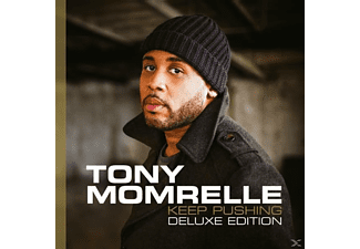 Tony Momrelle - Keep Pushing-Deluxe Edition [CD]