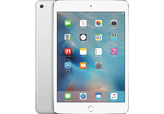 APPLE iPad mini 4 WiFi + Cellular, Tablet mit 7.9 Zoll, 32 GB Speicher, LTE, iOS 9, Silver