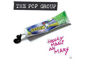 The Pop Group - Honeymoon On Mars - (LP + Download)