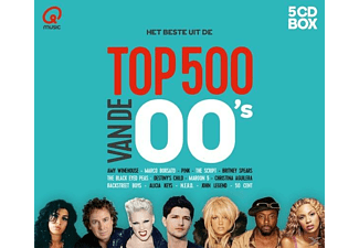 VARIOUS - QMUSIC TOP 500 VAN DE 00'S (20