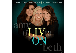 Amy Sky, Beth Nielsen, Olivia Newton-John - Liv On [CD]