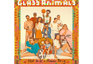Glass Animals HOW TO BE A HUMAN BEING CD