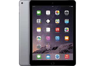 APPLE iPad Air 2 Wi-Fi + Cellular 128 GB LTE  9.7 Zoll Tablet Space Grau