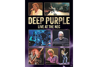 Deep Purple -  LIVE AT NEC [DVD]