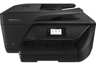 HP OfficeJet 6950, All-in-One Multifunktionsgerät, Schwarz