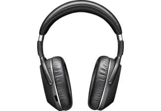 SENNHEISER PXC 550 Wireless, Over-ear Kopfhörer, Near Field Communication, Headsetfunktion, Bluetooth, Schwarz