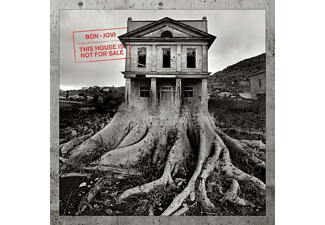 Bon Jovi - This House Is Not For Sale (Ltd. Deluxe Edt.) - (17 Songs) [CD]