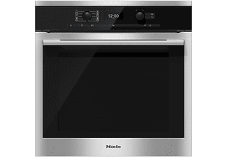 MIELE H 6360 B CleanSteel