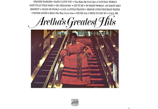 Aretha Franklin - Greatest Hits - (Vinyl)