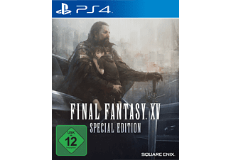 Final Fantasy XV (Limited Steelbook Edition) - PlayStation 4