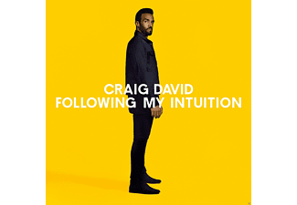 Craig David - Following My Intuition - (CD)