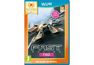 Eshop Selects Fast Racing Neo Wii U
