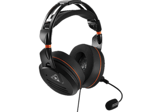 TURTLE BEACH Ear Force Elite Pro Headset Schwarz, Headset, 1.5 m