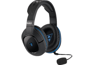 TURTLE BEACH Ear Force Stealth 520 Gaming-Headset Schwarz, Gaming-Headset