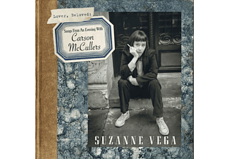 Suzanne Vega - Lover, Beloved: Songs From An Evening With Carson McCullers (Vinyl LP (nagylemez))
