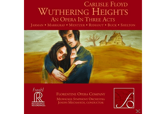 Milwaukee Symphony Orche Florentine Opera Company - Wuthering Heights - (SACD Hybrid)