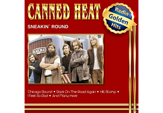 Canned Heat - Sneakin Round - (CD)