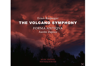 Aaron Forma Antiqva/zapico - The Volcano Symphony - (CD)