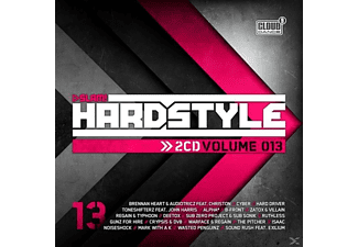 VARIOUS - SLAM! Hardstyle Vol.13 - (CD)