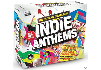 VARIOUS - Indie Anthems-Ultimate Collection - (CD)