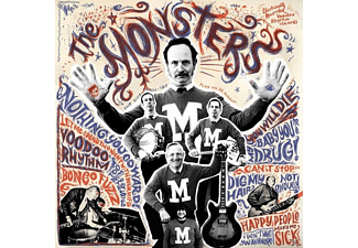 The Monsters - M [LP + Bonus-CD]
