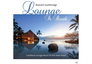Malcolm Southbridge - Lounge St.Barth - (CD)