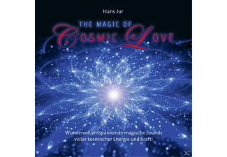 Hans Jur - The Magic Of Cosmic Love - (CD)