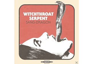 Witchthroat Serpent - Sang-Dragon (Red) - (Vinyl)