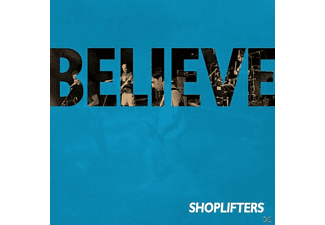 Shoplifter - Believe [CD]