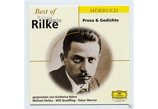 Best Of Rainer Maria Rilke - 2 CD - Hörbuch