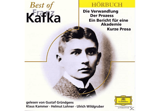 Best Of Franz Kafka - 2 CD - Hörbuch