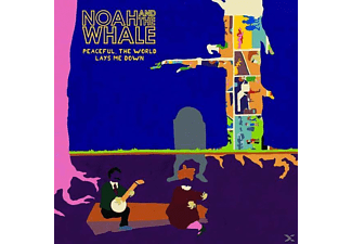 Noah & The Whale, Noah And The Whale - Peaceful, The World Lays Me Down [CD]