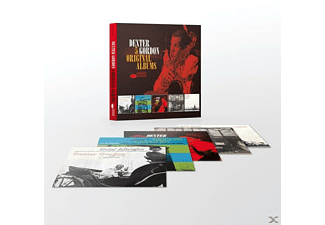 Dexter Gordon - 5 Original Albums [CD]