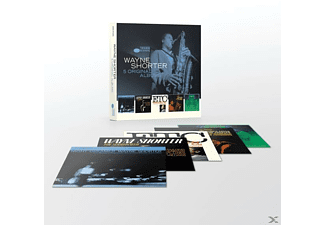 Wayne Shorter - 5 Original Albums - (CD)