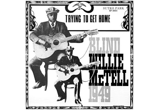 Blind Willie McTell - Trying To Get Home - (Vinyl)