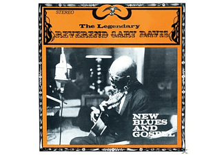 "Gary ""reverend"" Davis - New Blues & Gospel [Vinyl]"