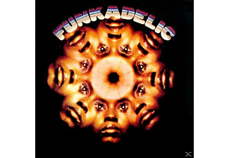 Funkadelic - Funkadelic (Clear And Red Starburst - (Vinyl)