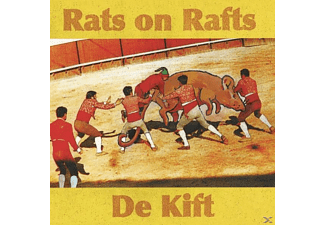 Rats On Rafts/De Kift - Rats On Rafts/De Kift [CD]