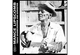 Mance Lipscomb - Texas Sharecropper And Songster (GR - (Vinyl)