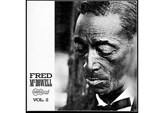 Mississippi Fred McDowell - Vol.2  (Blue) - (Vinyl)