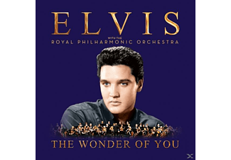 Elvis Presley - The Wonder of You: Elvis Presley with The Royal P [CD]