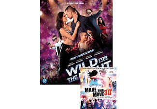 Wild For The Night + Make Your Move | Blu-ray