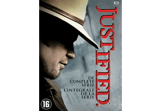 Justified - Complete Collection | DVD
