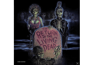 Various / O.S.T. - Return Of The Living Dead-grau - (Vinyl)