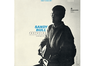 Sandy Bull - Fantasias For Guitar & Banjo - (CD)