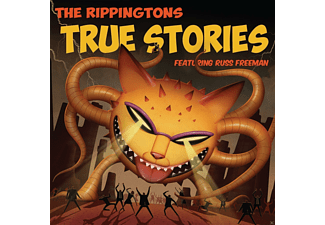 The Rippingtons, Freeman Russ - True Stories - (CD)