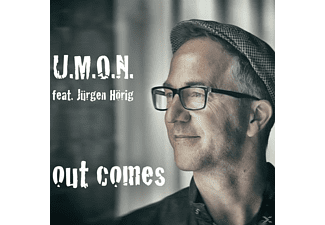 U.M.O.N. feat. Jürgen Hörig - Out Comes - (CD)