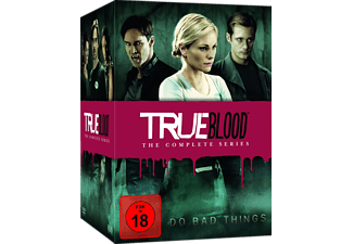 True Blood - Staffel 1-7 (33 Discs) [DVD]