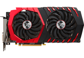 MSI Radeon RX 470 Gaming X 4GB (V341-002R) (AMD, Grafikkarte)